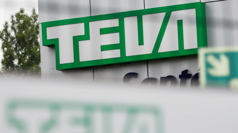 Teva Closes Higher as Generic Drugmaker Announces Massive Layoffs, Asset Sales