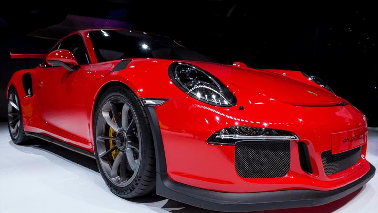 Would a Porsche IPO Price Double Like Ferrari's Did?