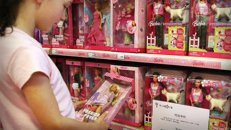 Activist Target: Southeastern Buys 10% of Mattel
