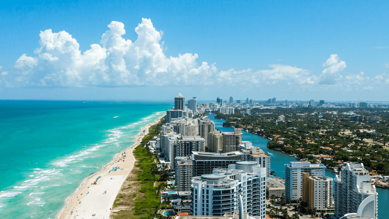 Wall Street is Migrating to Florida for Low Taxes, Better Weather