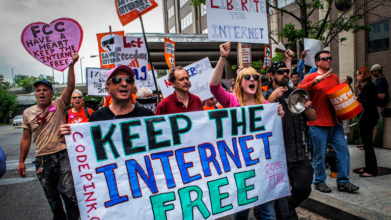 Senate Votes 52-47 to Restore Net Neutrality Protections