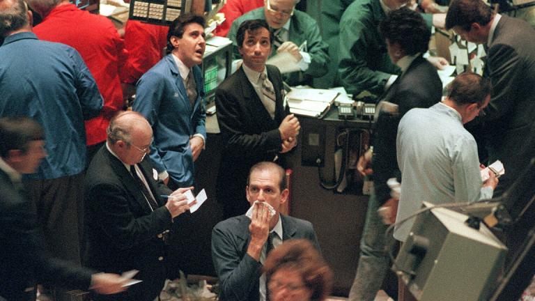 Black Monday Crash 1987: Why Wall Street Is Still at Risk