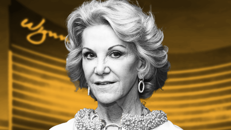 Elaine Wynn's Boardroom Battle Effort Could Drive Wynn Resorts Sale or Breakup