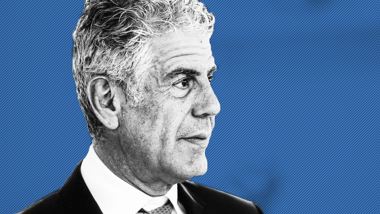 4 Surprising Facts About Anthony Bourdain's Life and Career