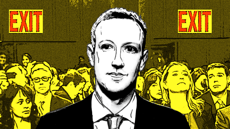 Zuckerberg to Testify on Tuesday: 'It's Clear Now That We Didn't Do Enough'