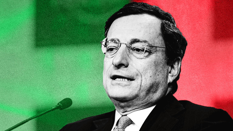 ECB's Mario Draghi Delivers a Masterclass in Monetary Policy