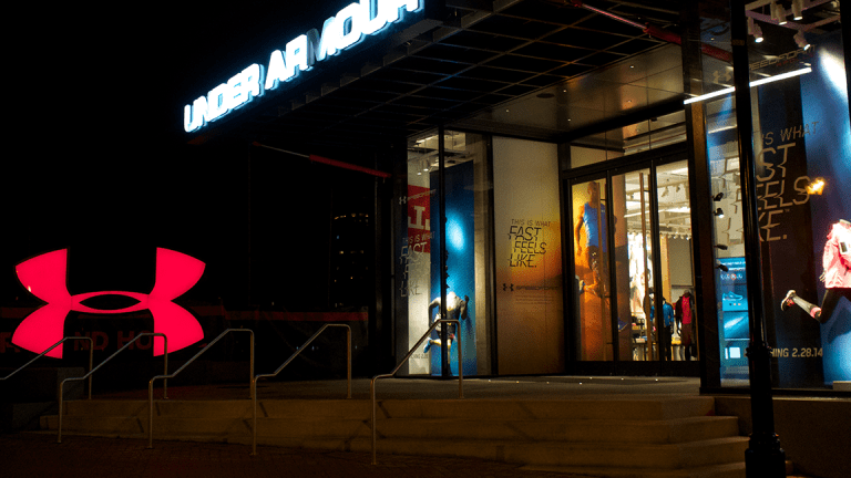 To Save Itself, Under Armour Is Going Back to Its 'Scrappy' Roots