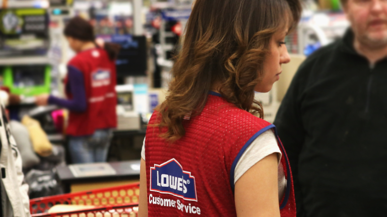 Newbie Activist D.E. Shaw Eyes Campaign At Lowe's