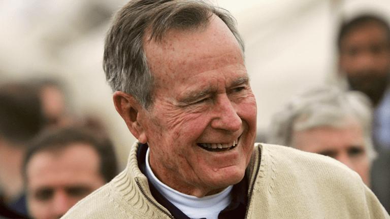 Former U.S. President George H. W. Bush Dies