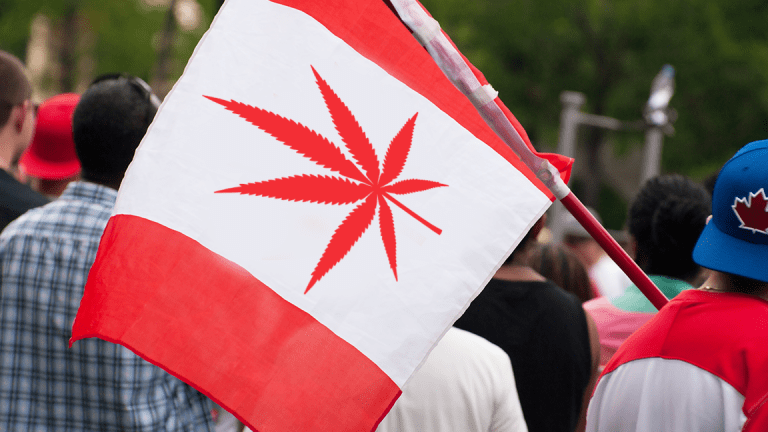 Weed Sales in Canada Could Top $7 Billion After Full Legalization This Summer