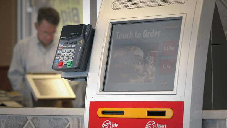 Don't Like McDonald's Self-Serve Kiosks? Too Bad. They're Here to Stay