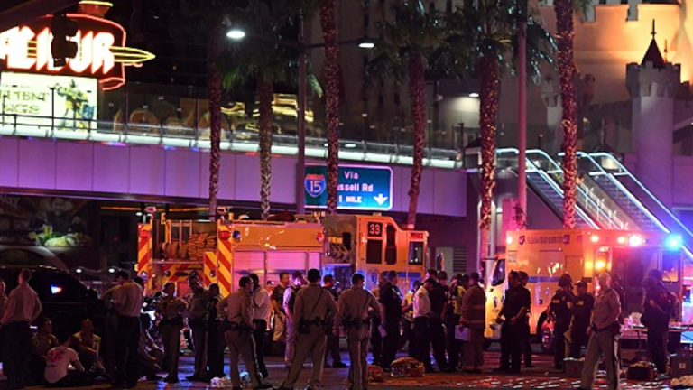 MGM Sues Victims of Vegas Shooting, Says Casino Is Not Liable for Claims