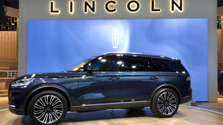 Ford's Lincoln Adds Aviator to SUV Lineup