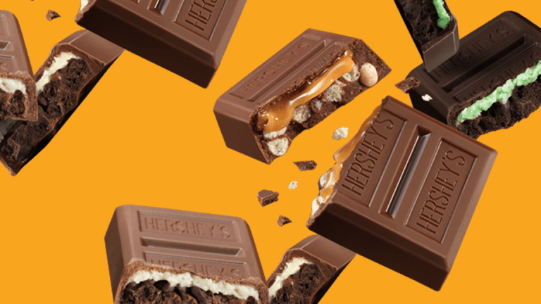 Hershey Needs These New Candy Bars to Be Hits This Year
