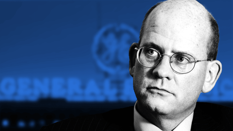 General Electric's Stock Gets Routed as CEO Flannery Flubs Presentation
