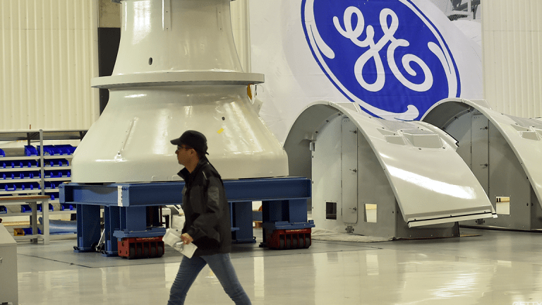 General Electric Investors Are Still Being Pummeled: Chart