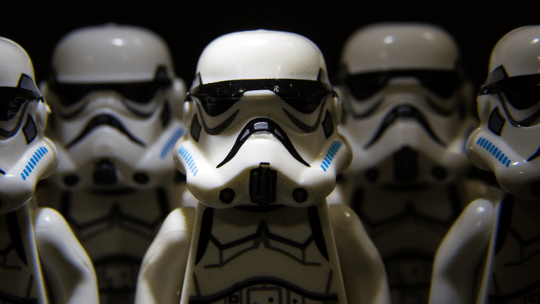 Hasbro CEO: I Am Totally Bullish on Star Wars Franchise