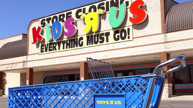 "Is a Savior in Sight for Toys ""R"" Us?"