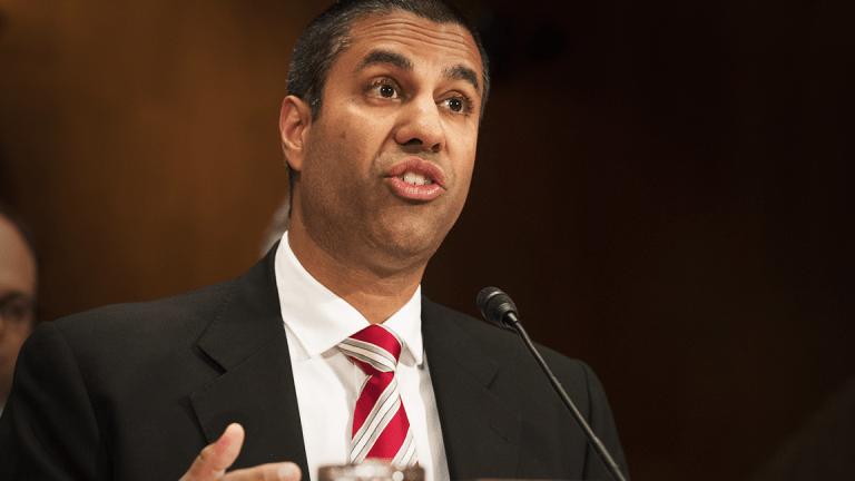 FCC Chief Pai Unexpectedly Slams Sinclair Deal for Tribune