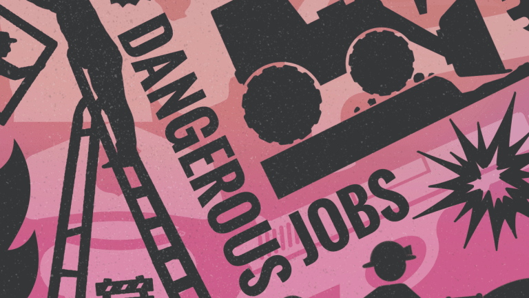 The 13 Most Dangerous Jobs in America