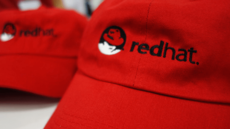Red Hat CFO on the Stock's Big Gains and Life Competing With Amazon