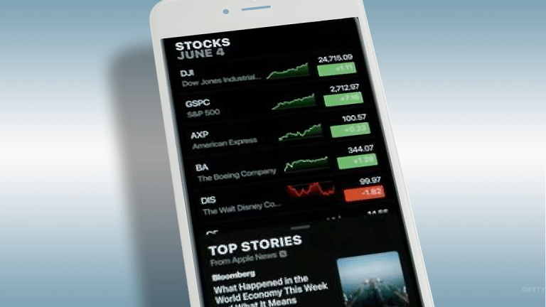 Apple's Stocks App Finally Gets an Update