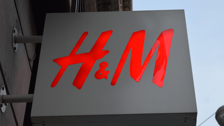 H&M Shares Plunge to 2005 Low as Profits Slump, Inventory Swells