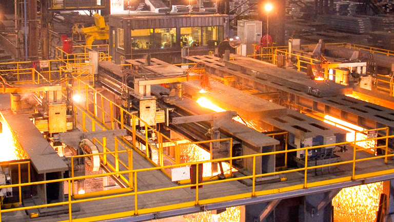 Nucor Shares Retreat Despite Nearly Doubling Q2 Earnings