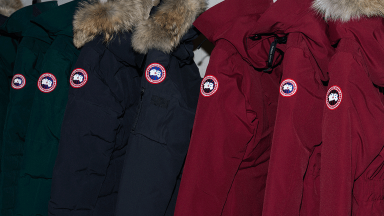 Canada Goose CEO: The Whole Year Has Been Exhilarating