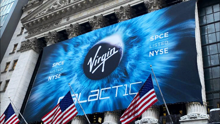 Virgin Galactic, Home Depot, MongoDB: 'Mad Money' Lightning Round