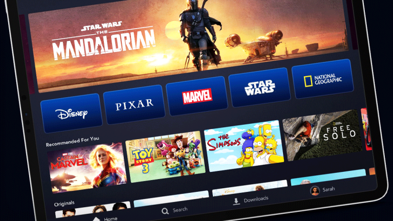 Disney Shares Jump as Disney+ Exceeds 10 Million Sign-Ups Since Launch