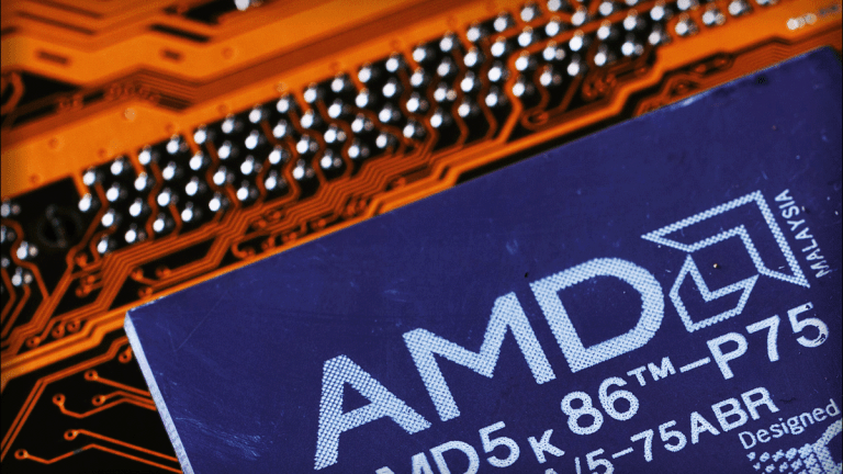 AMD Stock Is Down but Not Out After the Earnings; Let's Look at the Charts