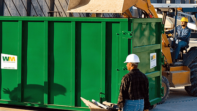 Waste Management's Third-Quarter Earnings Beat Expectations