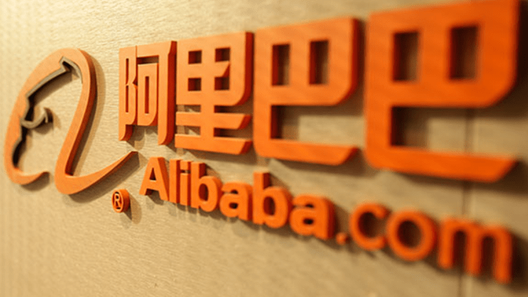 Alibaba's Stock Is Within Striking Distance of a Major Buy Signal