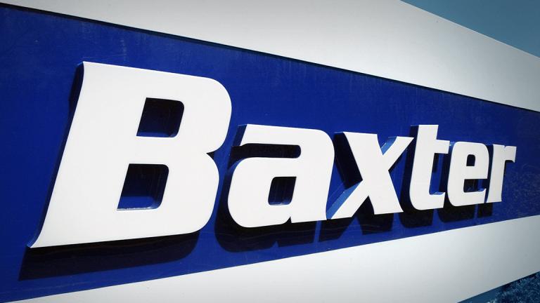 Baxter Shares Decline on Disclosure of Financial Misstatements, Sales Drop