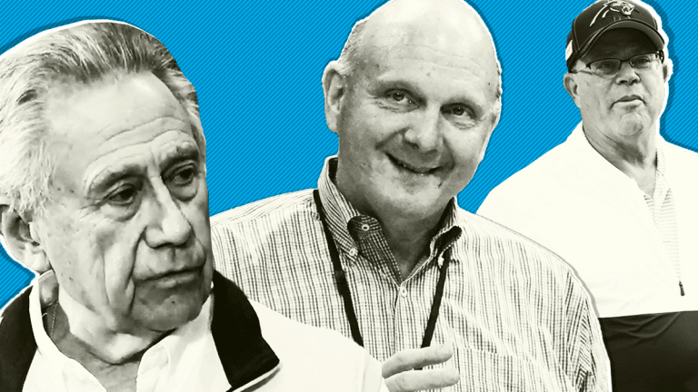 The Richest Sports Team Owners in the U.S. in 2019
