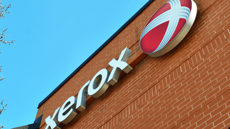 Xerox Shares Jump After Stronger-Than-Expected Earnings