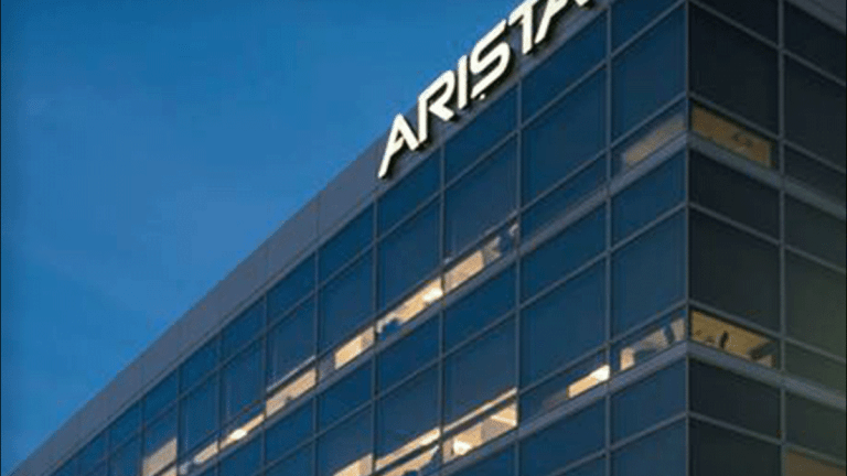 Arista Networks Has a Risky Buy Setup After Disappointing Guidance