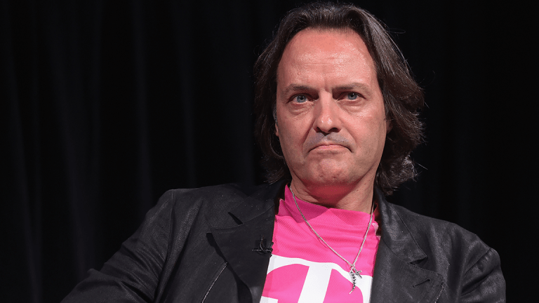 WeWork Reportedly Looking to Tap T-Mobile's John Legere to Run Troubled Startup