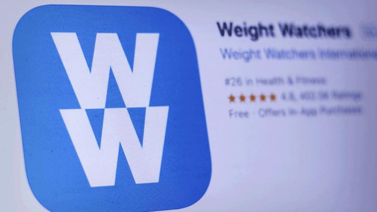 Shares of Weight Watchers Parent Slump After Third-Quarter Report