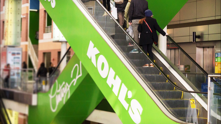 Kohl's Expected to Earn 86 Cents a Share