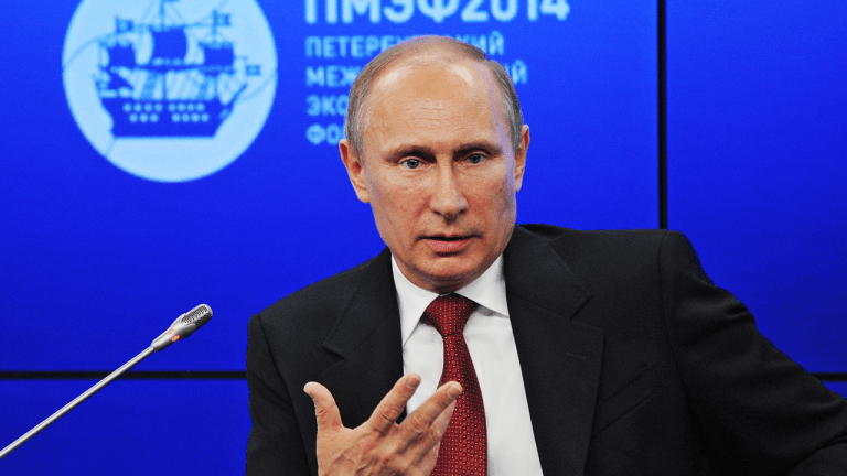 Behind Russia's Current Crisis: It's Not the Ruble, It's Putin