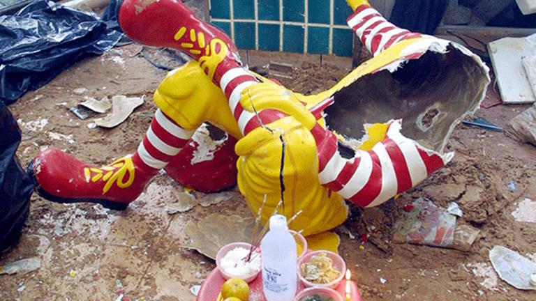Here's Why McDonald's Quarter Stunk Despite Big Earnings Beat