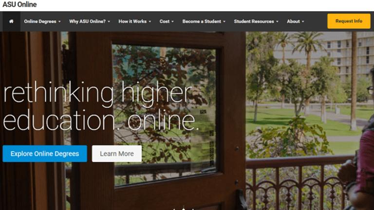 Starbucks Partnership With ASU Benefits Education Giant Pearson