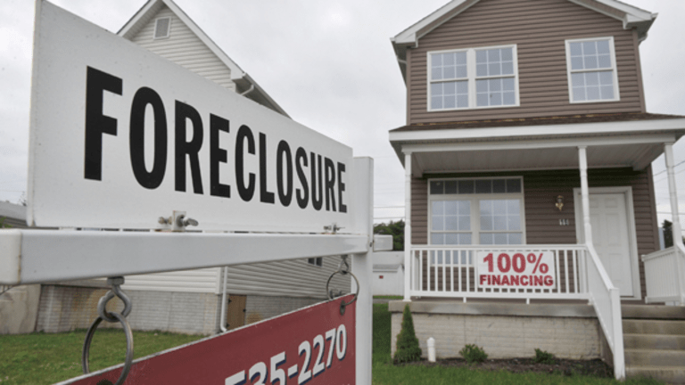 A Hopeful Housing Sign: Foreclosures Continue to Decline