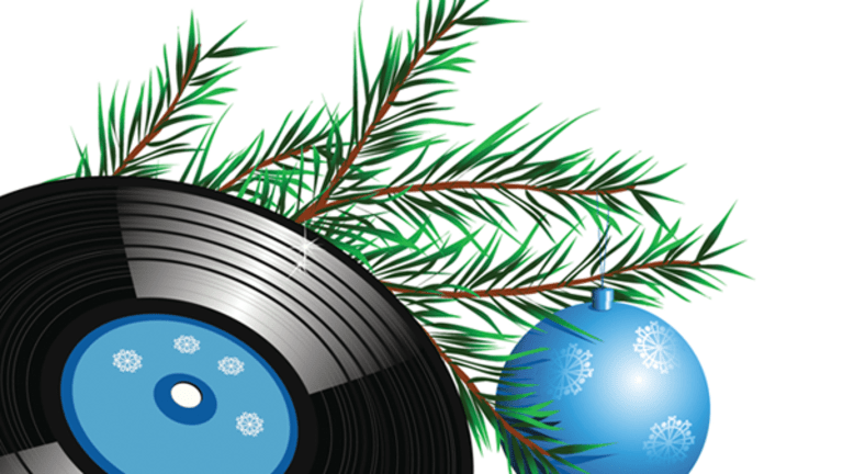 If You Want to Sell Christmas Music, Put It on Vinyl