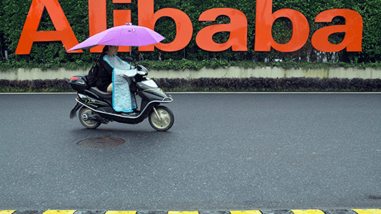 One Sign Alibaba Isn't Held in the Same Regard as Amazon by Wall Street