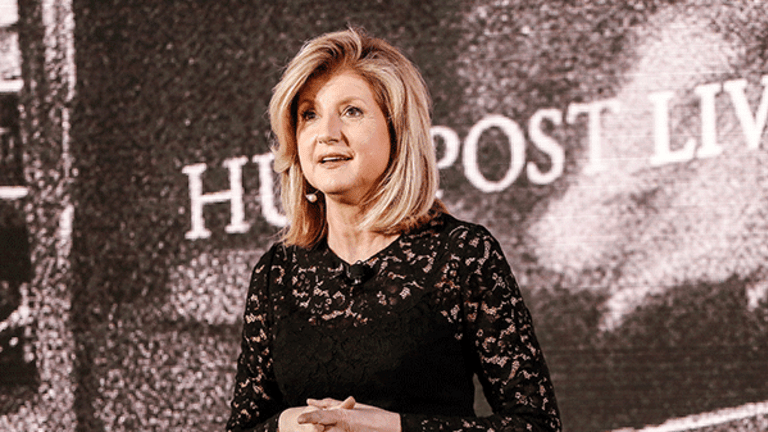 Arianna Huffington's Fight Against Stress in the Workplace