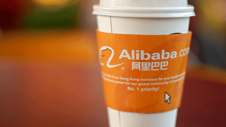 Alibaba Fires Back at US Trade Group Over Counterfeiting Claims, Shares Tick Higher