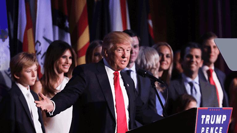Trump Pledges Trans-Pacific Partnership Withdraw, Return of American Jobs